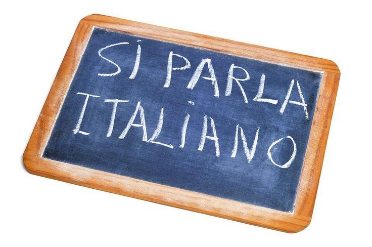 .si parla italiano