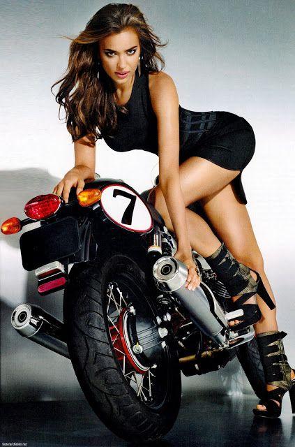 Hot Irina   Matte Style
