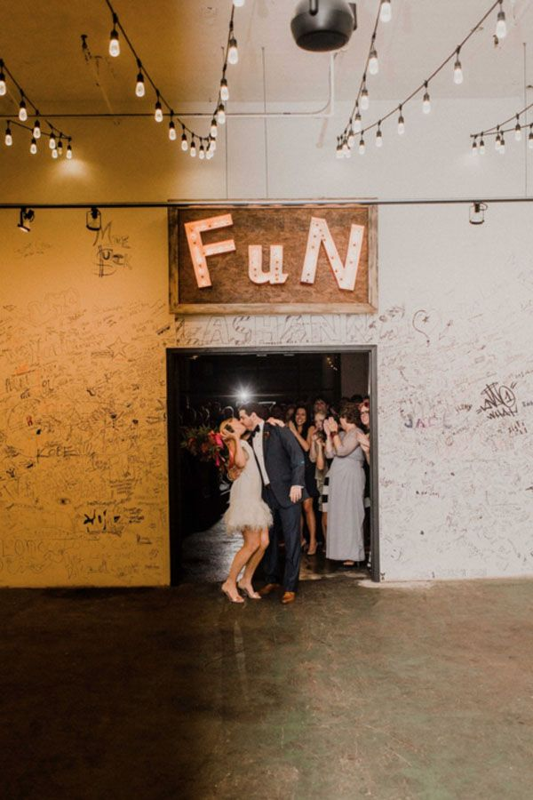 Red Space 12 best Ohio Wedding Venues