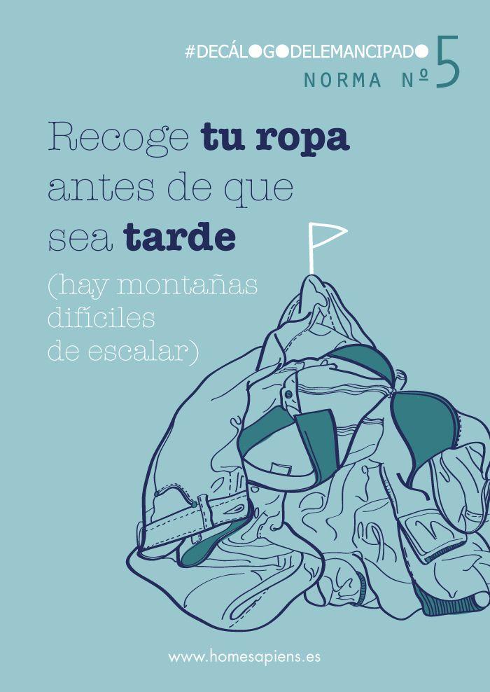 Decálogo Del Emancipado.
