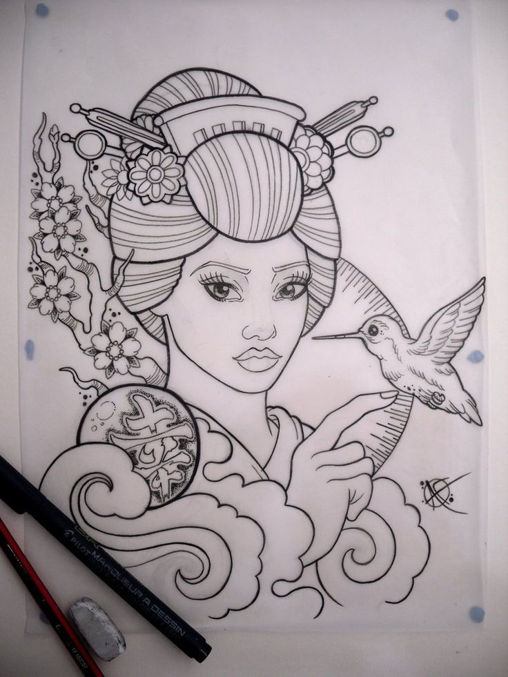 82 best geisha tattoos images on pinterest geisha tattoos geishas and geisha tattoo design. Black Bedroom Furniture Sets. Home Design Ideas