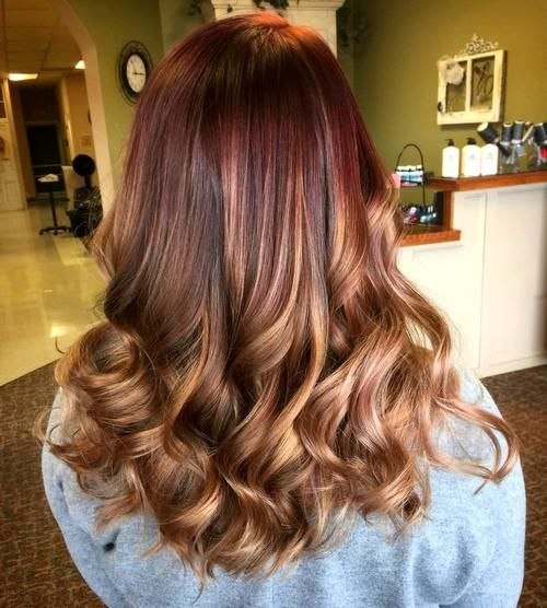 30 Trendsetting Brown Ombre Hair Solutions for Any Taste