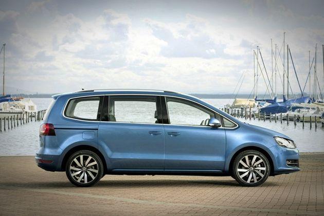 2019 Volkswagen Sharan Review