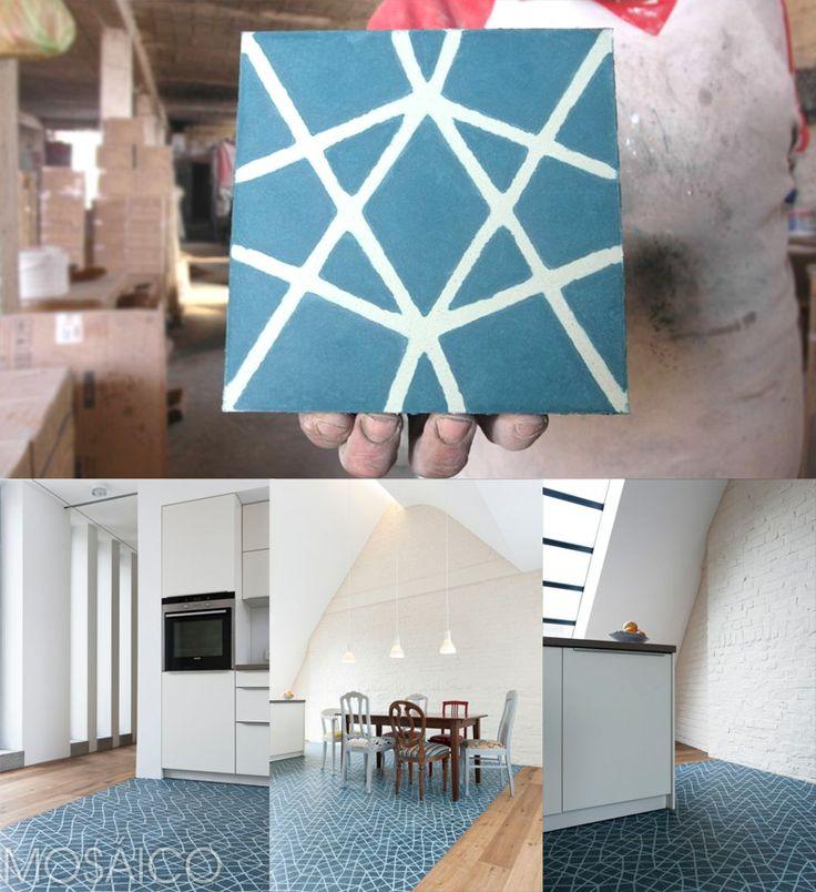 30 best Zementfliesen-Projekte von Mosáico \/ Tiles \/ Carreaux - alternative zu fliesen in der küche