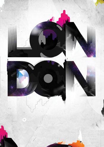 Photoshop & Illustrator Tutorial: Urban type art