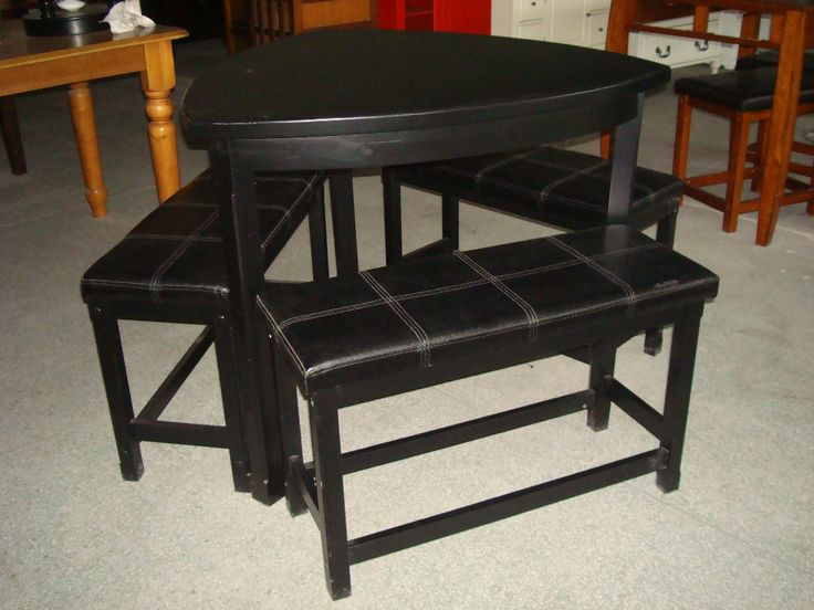 Space Saver Table And Chairs Argos: 1000+ Ideas About Space Saver Dining Table On Pinterest