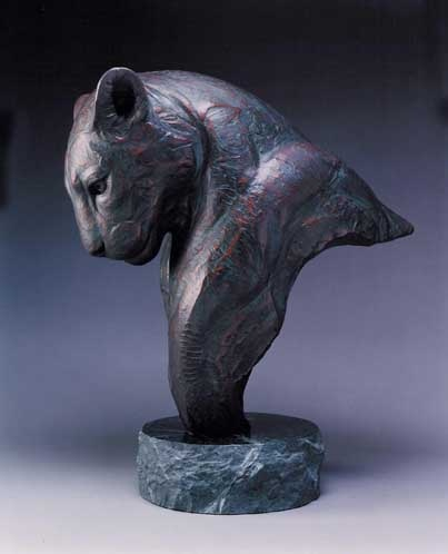 Célèbre 201 best ART -Sculpture FÉLINS images on Pinterest | Animal  VG65
