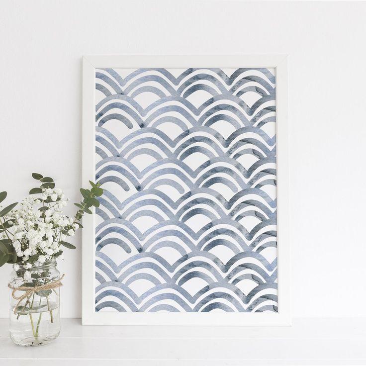 Best 25+ Blue Art Ideas On Pinterest