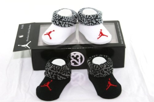 Two Pairs Nike Jordan Infant Newborn Baby Boy/girl « Shoe Adds for your Closet