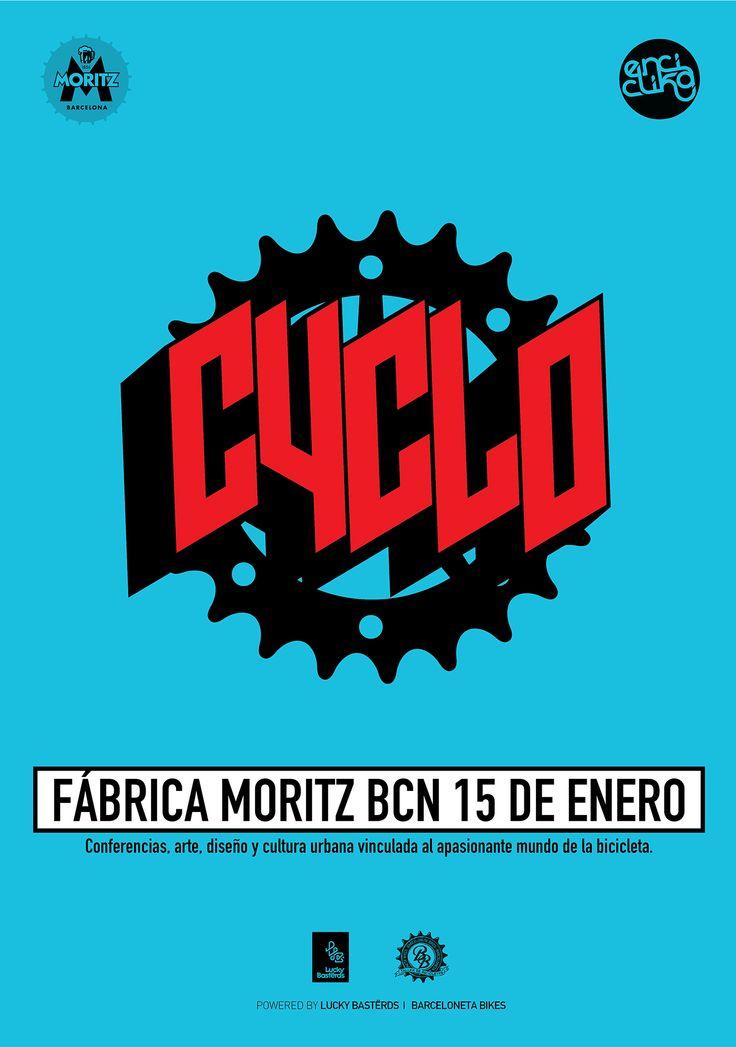 Cyclo - Moritz Barcelona