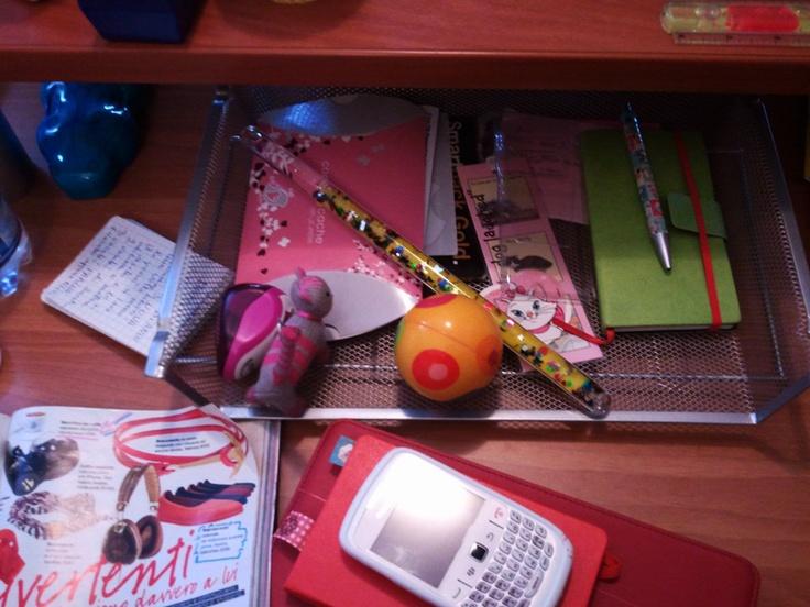La scrivania di Lucia R.