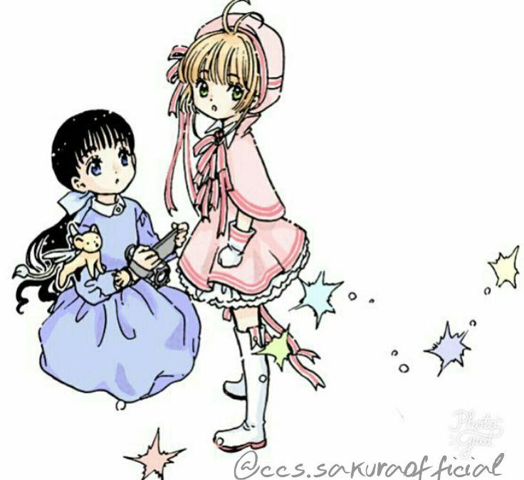 Sakura,Tomoyo & kero