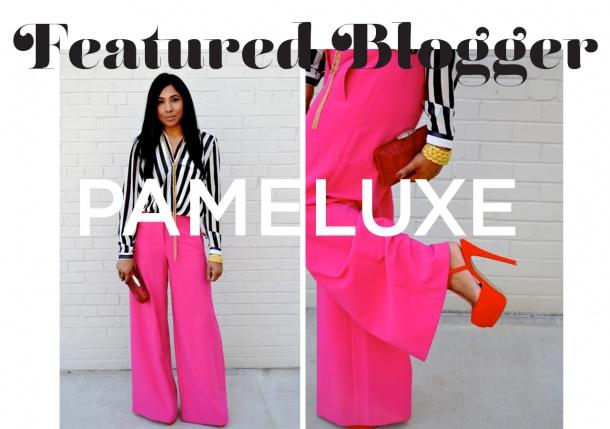 A blog we <3 is PAMELUXE!