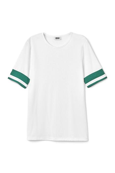Weekday Bind T-shirt in White