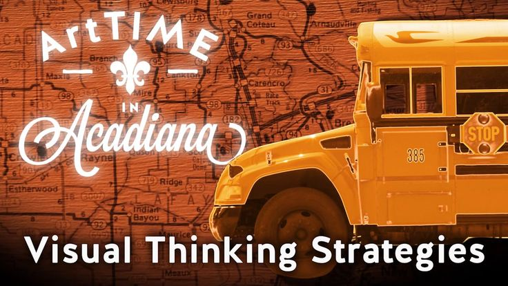 ArtTIME in Acadiana: Visual Thinking Strategies