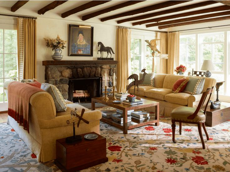 10 Comfortable And Cozy Living Rooms Ideas You Must Check