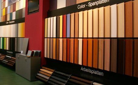 Plattenwerkstoffe   A&J Holzzentrum - Parkett in Hamburg - Landhausdielen - Laminat - Gartenholz – Türen