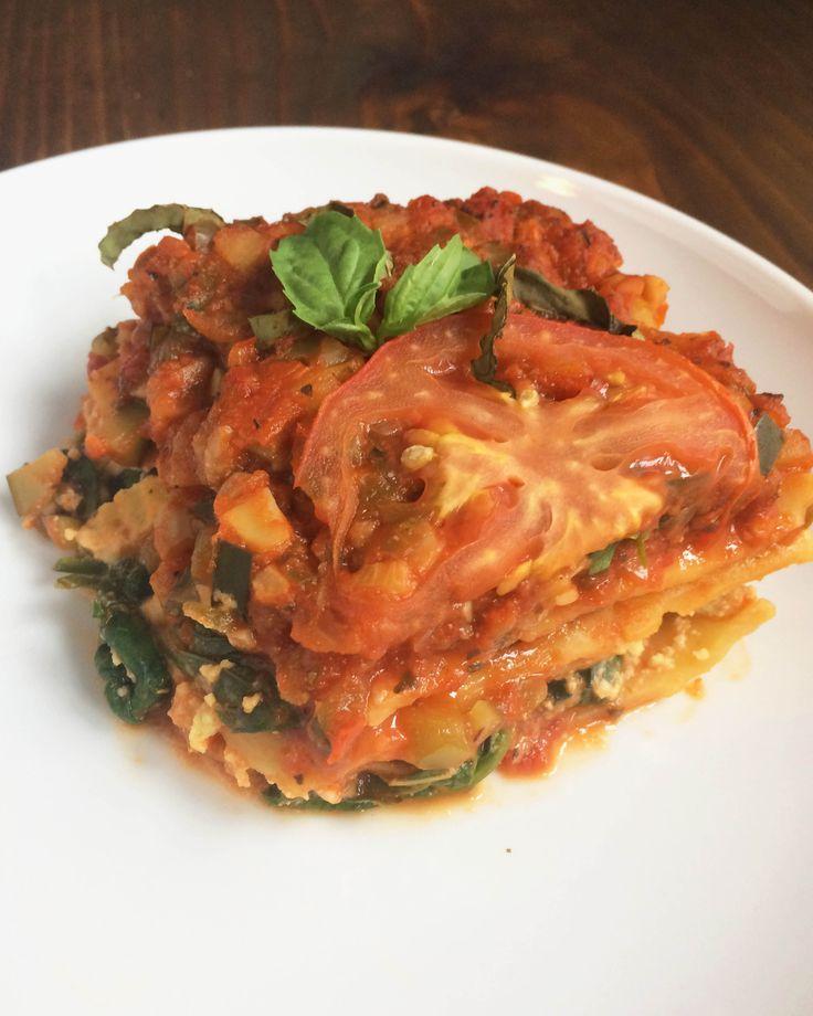 Amazing Vegan Lasagna Recipe With Ricotta Cheese