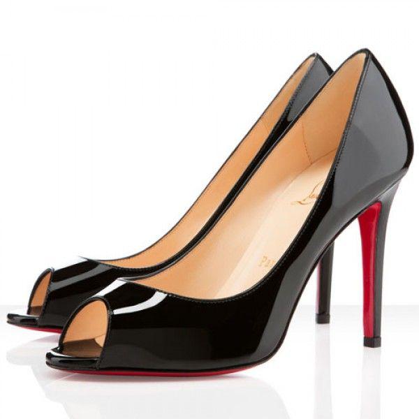 Sexy 100mm Pumps Schwarz Online-Verkauf sparen Sie bis zu 70% Rabatt, einfach einkaufen und versandkostenfrei.#shoes #womenstyle #heels #womenheels #womenshoes  #fashionheels #redheels #louboutin #louboutinheels #christanlouboutinshoes #louboutinworld