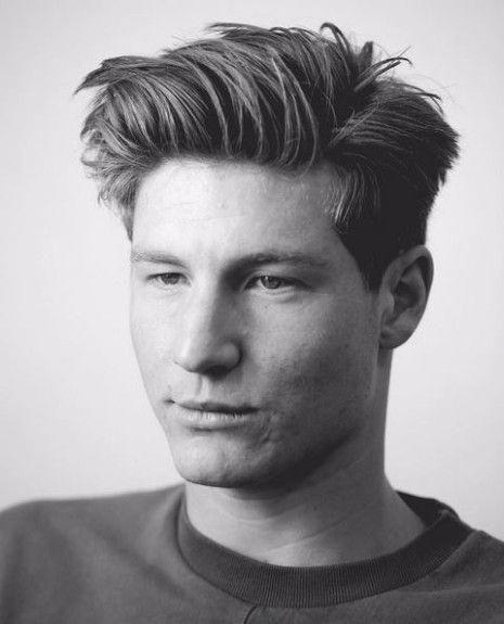 Structural Thick Hair For Men Haircut Menshaircuts Mens Hairstyle