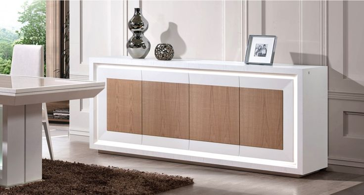 Buffet 4 portes zoom ARTIC