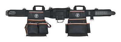 Bags Belts and Pouches 42362: Klein Tools 35-39 Electrician S Tool Belt W Removable Pouches, Black, 55428 -> BUY IT NOW ONLY: $95.1 on eBay!