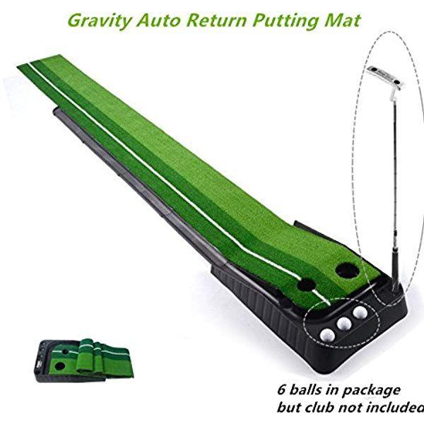 Asgens Golf Putting Entraineur Interieur Exterieur Golf Auto