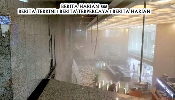 Gedung BEI Tidak Pernah Lakukan Renovasi