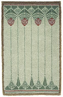 Finnish Rya, 'Käpy', Design: Emma Saltzman, the early 1900s,