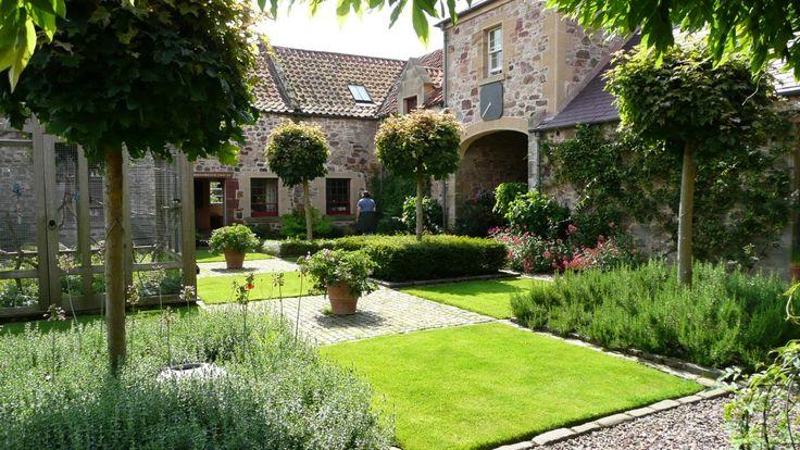 17 meilleures images propos de jardin anglais sur for Modele de jardin anglais