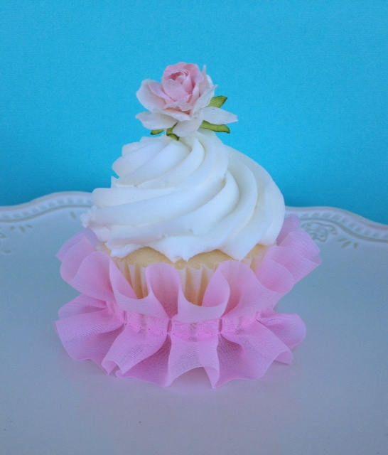 Birthday Decoration Cupcake Tutu Cupcake Wrapper for Birthday