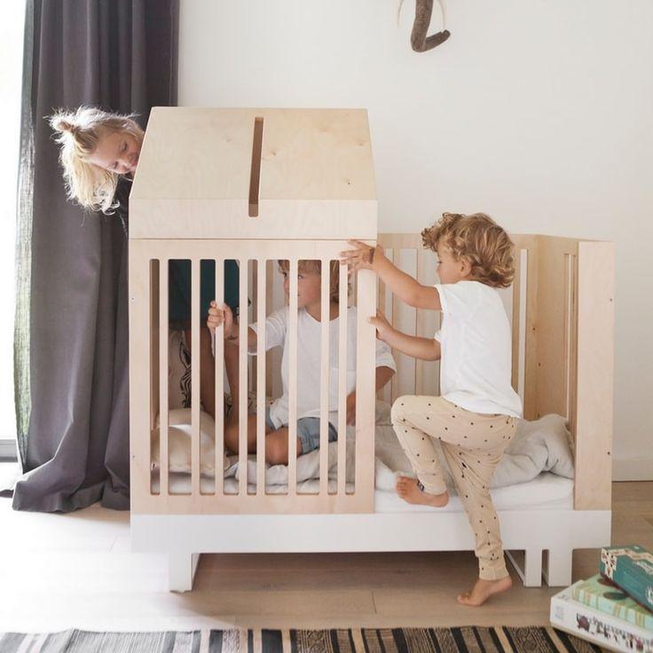 Umbausatz für Gitterbett aus Roof Kollektion von Kutikai   Jetzt online kaufen ✓…