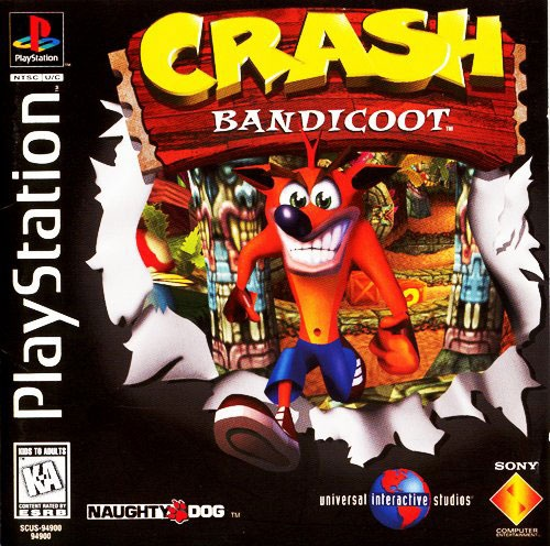 15 best Classic PS1 Games images on Pinterest   Videogames     Crash Bandicoot  PS1