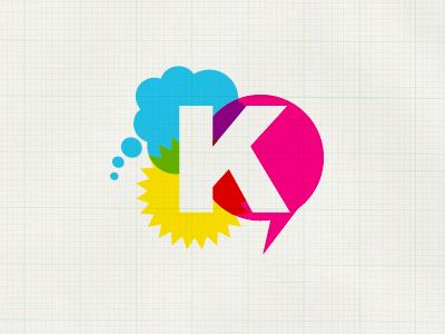 k - Graphic Design Logo Ideas