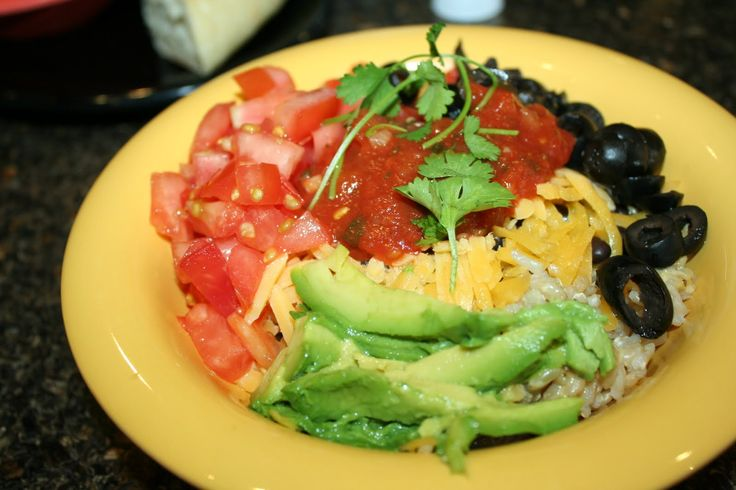 Want to make your own Cafe Yumm bowl for a fraction of the price? This recipe is a taste bud and guest pleaser!