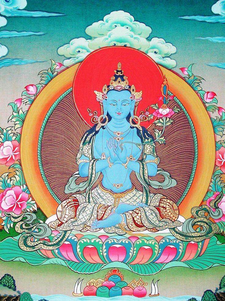 Akasagarbha Bodhisattva │ 虛空藏菩薩