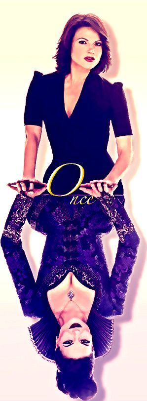 Once Upon a Time -- Regina/Evil Queen
