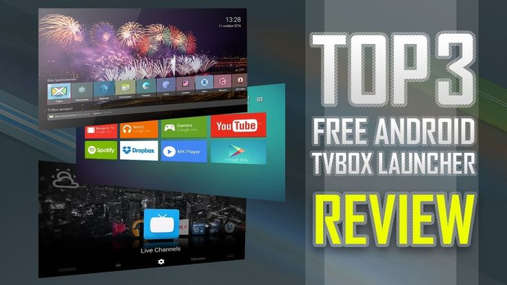 Top 3 Free Android Box Launchers For 2017