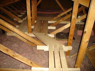 1000 Images About Organize The Attic On Pinterest