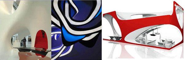 Zaha Hadid - Modern Design