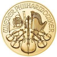 Austrian Philharmonic Silver Coins | 1 Oz Silver Coin | Austrian Mint