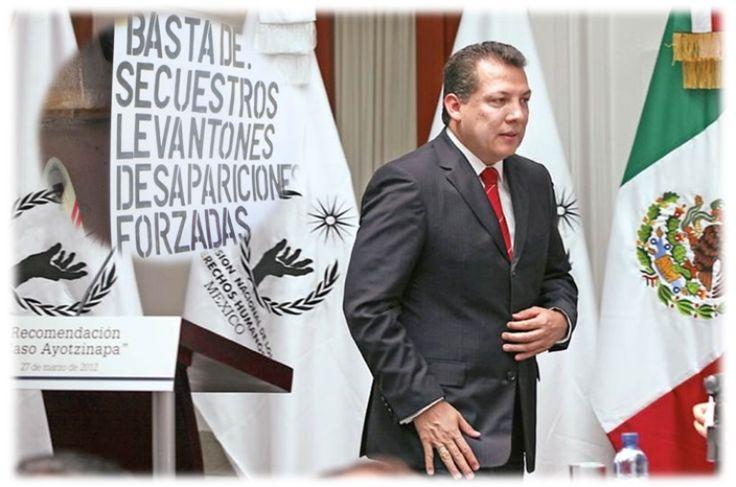 Derechos humanos sufren etapa crítica en México, CNDH - http://notimundo.com.mx/mexico/derechos-humanos-sufren-etapa-critica-en-mexico-cndh/28994