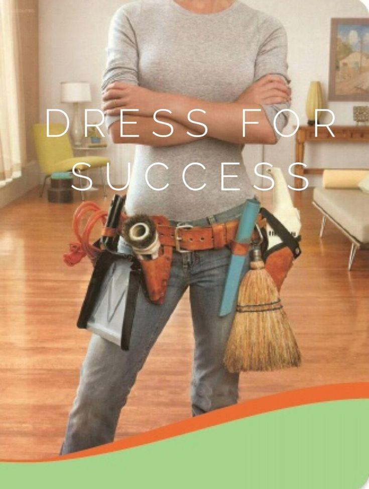 Dress For Success Tool Belt