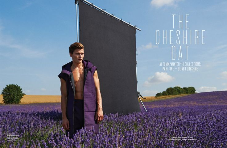 Places we love: Hitchin Lavender Fields with Oliver Cheshire