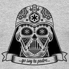 Yo soy tu Padre... Candy Skull Darth Vader