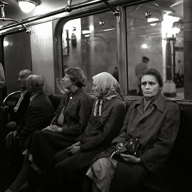 vintage everyday: 33 Candid Photographs Capture Everyday Life of Soviet People in the 1950s by a German Photographer