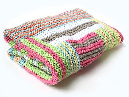 Ravelry: Crazy Cabin Baby Blanket pattern by Michael Brian McNorrill