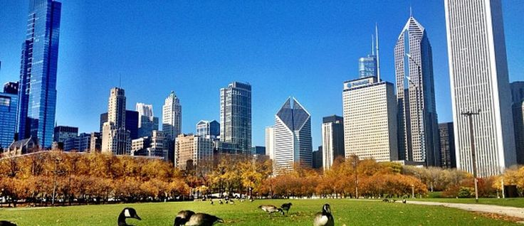 Grant Park is one of The 13 Best Music Festivals in Chicago.