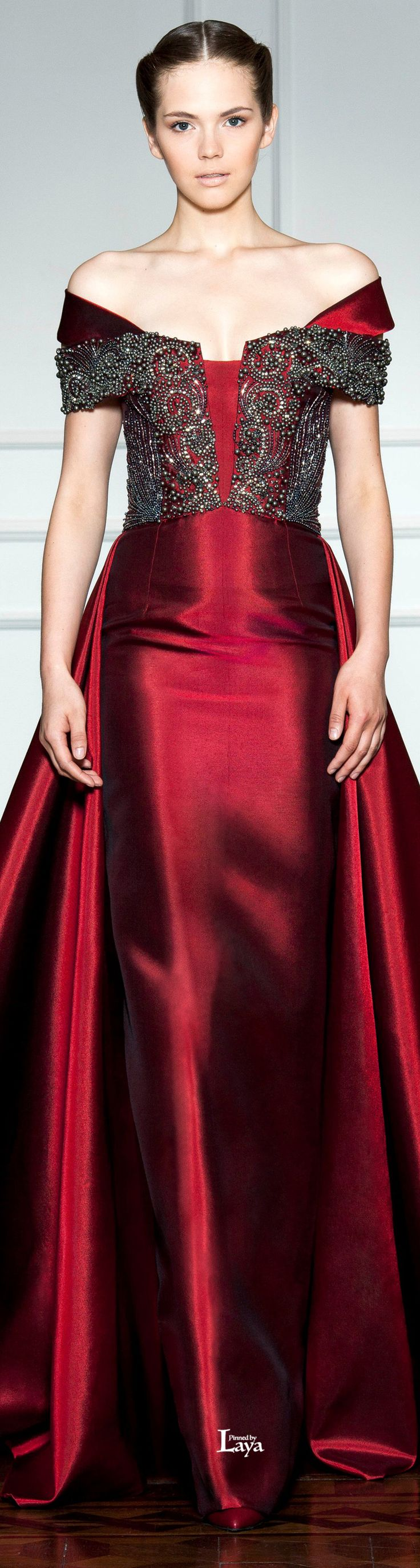 DILEK HANIF Fall-Winter 2014-15 COUTURE