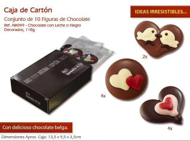 En un mes es el Día de San Valentín ... ¿Piensa en el regalo ideal?